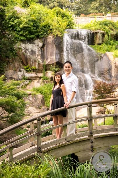 Angela & Kai Engagement Blog 1