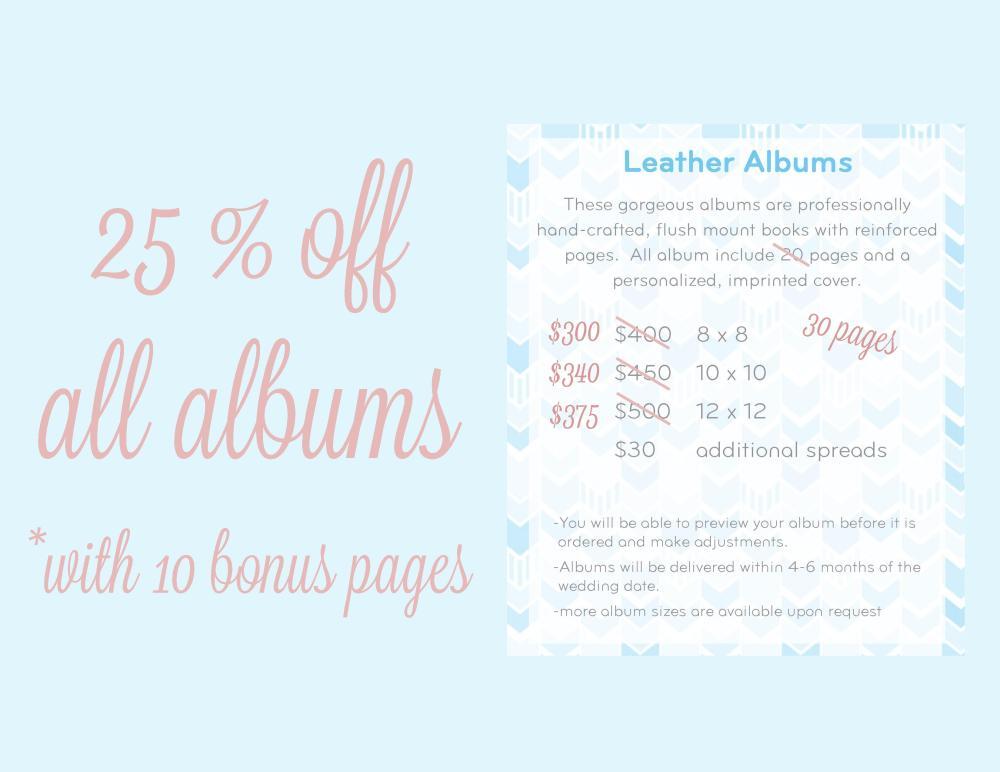 album sale